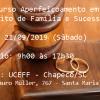 Curso de Aperfeiçoamento em Direito de Família e Sucessões em Chapecó