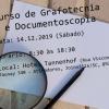 CANCELADO – Curso de Grafotecnia e Documentoscopia em Joinville