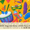 Expediente CNB/SC – Carnaval 2020