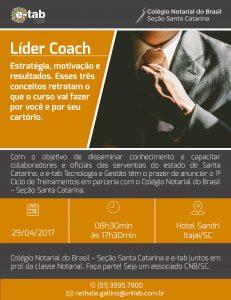 Workshop Líder coach